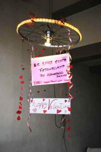ZonnePrinsDesign valentijnfiestwiellamp no. 3